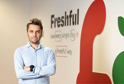 Cine este Andrei Popescu, noul General Manager din spatele Freshful, pariul de 5 mil. euro al eMag pe un hyper<span style='background:#EDF514'>MARK</span>et de produse alimentare proaspete