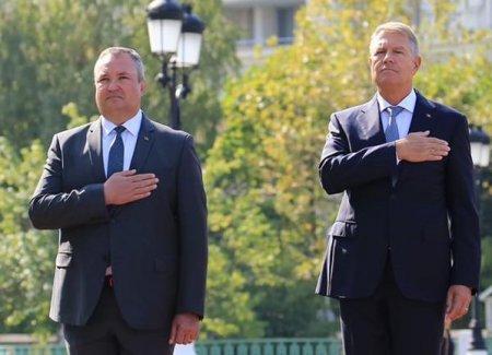 Nicolae Ciuca, noul premier desemnat de Klaus Iohannis