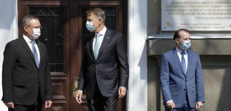 Iohannis: Am decis sa il de<span style='background:#EDF514'>SEMNE</span>z pe Nicolae Ciuca pentru functia de premier VIDEO