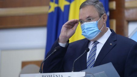 Nicolae Ciuca este noul premier desemnat de presedintele Klaus Iohannis