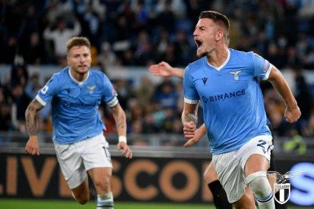 Lazio - Marseille, meciul zilei in Europa League