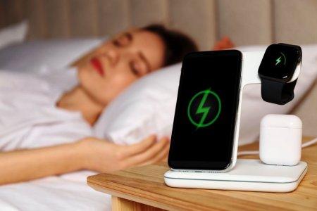 Este bine sau nu sa lasi telefonul la incarcat peste noapte?
