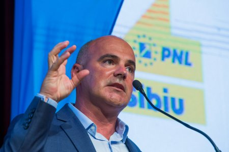 Reactia lui Rares <span style='background:#EDF514'>BOGDAN</span>, dupa propunerea lui Nicolae Ciuca: O solutie optima pentru situatia din Romania