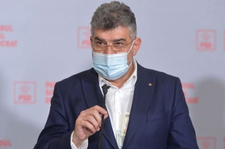 Marcel Ciolacu anunta ca PSD se va intalni cu premierul desemnat Nicolae Ciuca