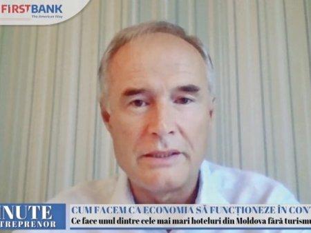 Lucian Grecu, proprietarul hotelului Unirea Iasi: Anul acesta a fost mai bun decat 2020, ne asteptam sa inchidem cu venituri mai mari cu circa 50%