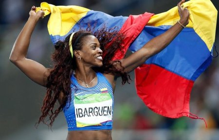 """O fosta campioana olimpica din Columbia intra in politica. Sportul poate face mult pentru schimbarea lucrurilor"""""""