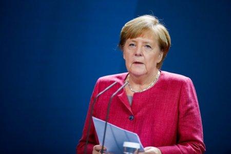 Merkel nu va prinde Craciunul ca si cancelar. Noua coalitie promite ca il pune in functie pe Olaf Scholz pana pe 6 decembrie