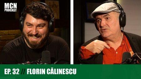 Florin <span style='background:#EDF514'>CALIN</span>escu a spus adevarul! Anunt despre iubita lui: Eu recunosc cand sunt indragostit