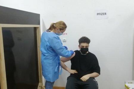 Campanie vaccinare: Peste 62.000 de persoane s-au vaccinat cu prima doza in ultimele 24 de ore