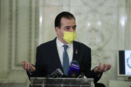 <span style='background:#EDF514'>LUDOVIC ORBAN</span>: Nu voi vota pentru Guvernul Ciuca. Imi voi da demisia din grupul parlamentar al PNL