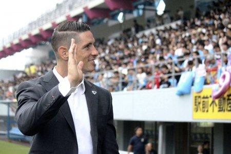 Cum a aparut Fernando Torres la meciul lui Atletico Madrid: Zici ca e photoshopat!