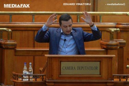 PSD nu vizeaza functia de presedinte al Ca<span style='background:#EDF514'>MEREI</span> Deputatilor. Raspunsul lui Sorin Grindeanu