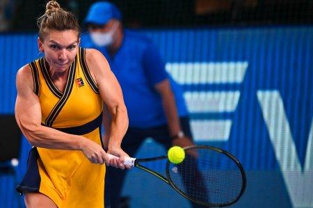 Simona Halep - Maria Sakkari » Duel in <span style='background:#EDF514'>SFERTURI</span>le Kremlin Cup