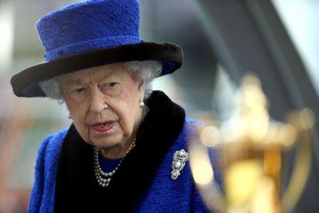 Regina Elisabeta a II-a a petrecut o noapte la spital
