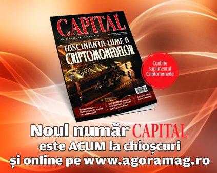 Cum a evoluat piata criptomone<span style='background:#EDF514'>DELO</span>r in ultimii ani? Afla totul din noul numar al revistei Capital