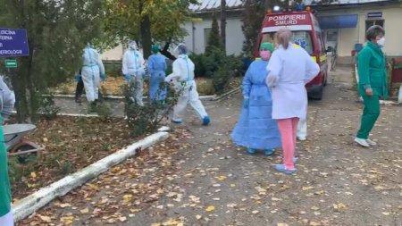 Planul rosu, activat in j<span style='background:#EDF514'>UDETUL</span> Gorj: Statia de oxigen a Spitalului Targu Carbunesti s-a stricat. Doi pacienti au decedat