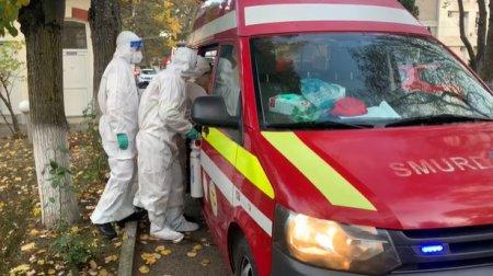 Ministerul Sanatatii, despre situatia de la Targu <span style='background:#EDF514'>CARBUNESTI</span>: 80-90 de pacienti au nevoie de oxigen