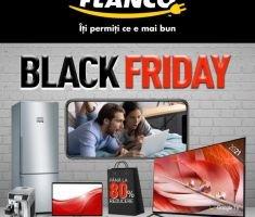 Flanco da startul campaniei de Black Friday