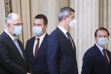 Barna: Vom fi partid de opozitie. Ciolos l-a sunat pe Citu, care i-a spus ca merge in Parlament cu guvern minoritar pentru ca are sprijinul PSD