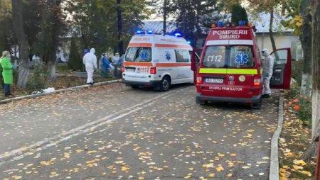 Plan rosu in j<span style='background:#EDF514'>UDETUL</span> Gorj. Statia de oxigen de la Spitalul din Targu Carbunesti era veche de 10-12 ani