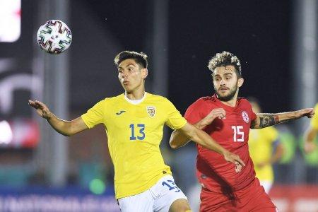 Meci amical de lux pentru tricolorii U21 » Cu cine joaca reprezentativa Romaniei in noiembrie