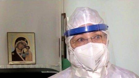 Romania, epicentrul pandemiei de COVID-19. <span style='background:#EDF514'>MEDICI</span>i fac eforturi sa salveze vieti: Pentru poporul roman, ultima speranta este Dumnezeu