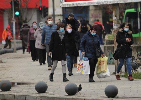 Rata de infectare din Bu<span style='background:#EDF514'>CURESTI</span> a ajuns la 16,54 cazuri la mia de locuitori