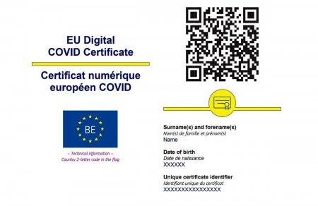 STS a lansat varianta web a aplicatiei prin care sunt verificate certificatele COVID