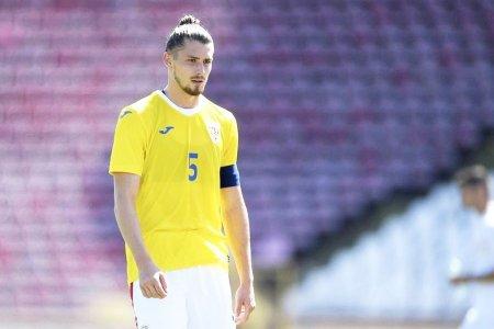 Stranierii convocati la reprezentativele U21 si U20 pentru meciurile din luna noiembrie » Florin Bratu l-a chemat din nou pe Radu Dragusin!
