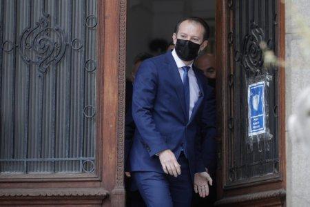 Florin Citu, despre negocierile pentru noul guvern: Nu e niciun pact cu PSD. Votul va avea loc joi