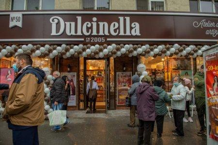 Dulcinella deschide magazinul cu numarul 50! Dulcele va iese de acum in drum si pe Soseaua Pantelimon!