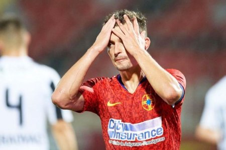 Cat de accidentat e Tanase? Ce spun surse din club despre cheia amanarii meciului Farul - FCSB