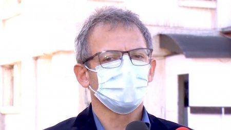 Prefect, despre pacientii din spitalul fara oxigen de la Targu <span style='background:#EDF514'>CARBUNESTI</span>: Oricum mureau de COVID