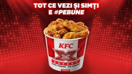 X Factor & KFC - doua filosofii de <span style='background:#EDF514'>BRAN</span>d #pebune