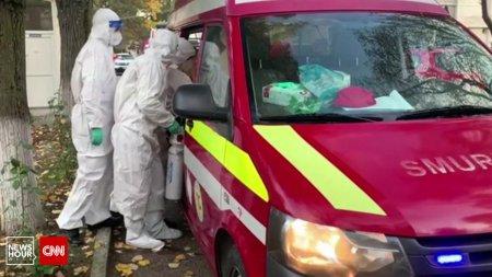 Managerul spitalului de la Targu Carbunesti si responsabilul instalatiei de oxigen, in fata instantei. Trei pacienti au murit