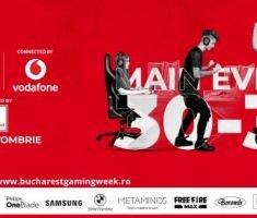 Incepe Bucharest Gaming Week 2021,  cel mai mare eveniment din Romania al jocurilor video