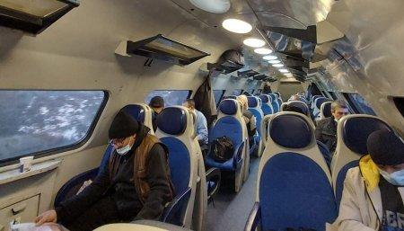 Romania invizibila de la Cotroceni. Ce am vazut si auzit intr-o calatorie cu trenul in ziua anuntarii noilor restrictii