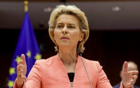 Summitul UE. Ursula von der Leyen: Bruxellesul nu va finanta construirea de garduri la frontiere