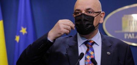 Arafat: Masurile care se iau acum sunt menite sa limiteze accesul celor nevaccinati