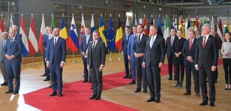 Reuniunea Consiliului European. Iohannis a cerut ca Romania sa intre cat mai curand in Spatiul Schengen
