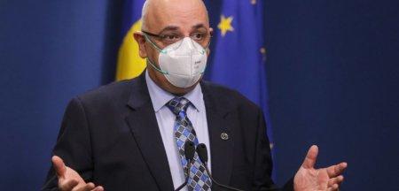 Raed Arafat: In mall nu se va mai putea intra decat cu certificatul verde