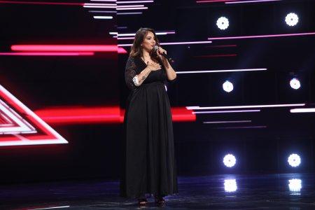 X Factor 2021, 22 octombrie. <span style='background:#EDF514'>VALENTIN</span>a Martucci a cantat impecabil You make me feel de la Aretha Franklin. Ce au spus juratii