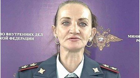 O actrita de comedie din Rusia, incarcerata pentru ca a ironizat autoritatile