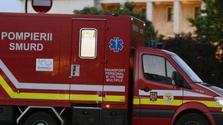 O <span style='background:#EDF514'>FETI</span>ta de 2 ani a murit lovita de masina, in Constanta