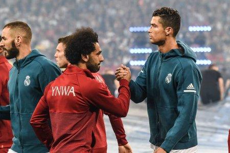 Salah, comparat cu Cristiano Ronaldo, inainte de Liverpool - Manchester <span style='background:#EDF514'>UNITED</span>! Ce spune Klopp despre cei doi jucatori