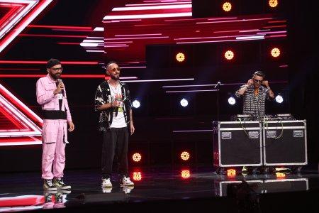 X Factor 2021, 22 octombrie. Le Teste Di Ozzak si-au inventat propriul gen muzical si au fost felicitati de jurati