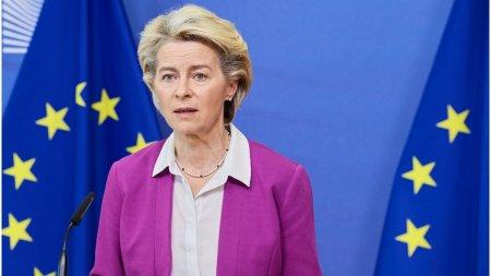 <span style='background:#EDF514'>URSUL</span>a von der Leyen: UE nu va finanta garduri de sarma ghimpata si ziduri la frontiere