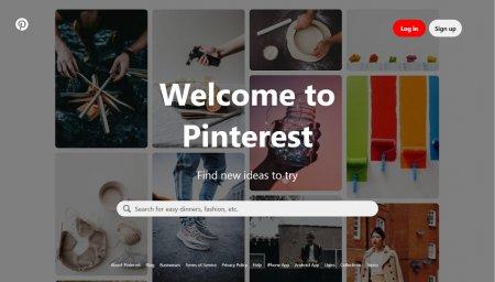 Oferta de preluare a site-ului de <span style='background:#EDF514'>FOTO</span>grafii Pinterest, in valoare de 45 de miliarde de dolari. Cine a facut-o