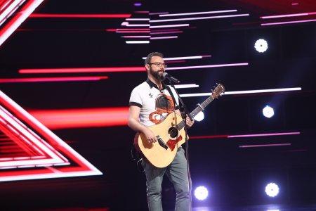 X Factor 2021, 22 octombrie. Elie H<span style='background:#EDF514'>ADDA</span>d a impresionat cu povestea sa de dragoste si cu interpretarea - House Of The Rising Sun