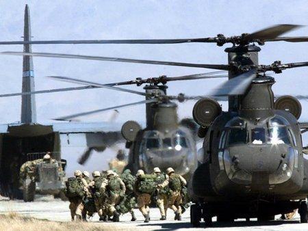 SUA negociaza un acord cu Pakistanului pentru a desfasura operatiuni militare in Afganistan prin intermediul spatiului sau aerian